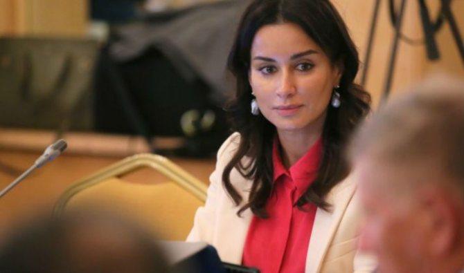 Тина Канделаки занимает прокремлевскую позицию