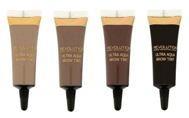 Тинт для бровей Ultra Aqua Brow Tint от Makeup Revolution