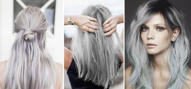 Тоника на осветленные волосы