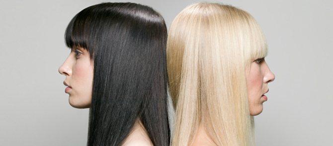 Тонирование волос Эстель (Estel)