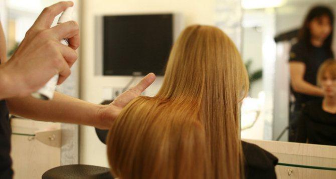 Тонирование волос Матрикс