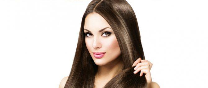 Тонирующая краска для волос без аммиака