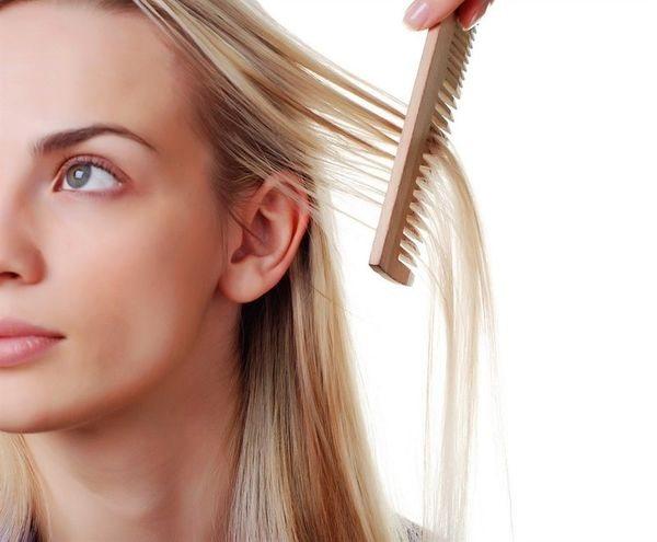 тонкие и редкие волосы