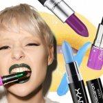 Топ-5 самых необычных цветов помады в макияже, которые ты захочешь попробовать