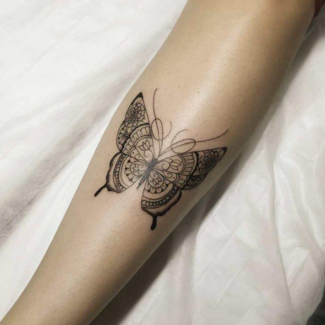 топ самых красивых татуировок