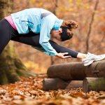 Тренировки на природе