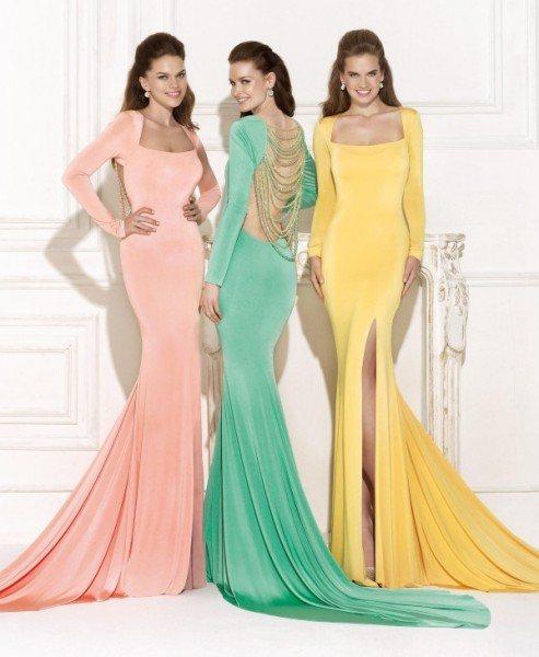 турецкая коллекция платья желтое зеленое розовое
