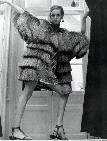 Твигги была первой моделью, которая положила начало процессу, сделавшему манекенщиц неотъемлемой частью поп-культуры наряду с музыкантами и актерами