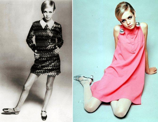 Твигги и революция в моде 60-х годов ХХ века, фото № 5