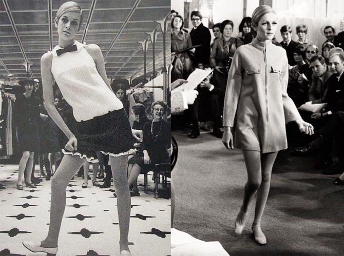 Твигги и революция в моде 60-х годов ХХ века, фото № 7