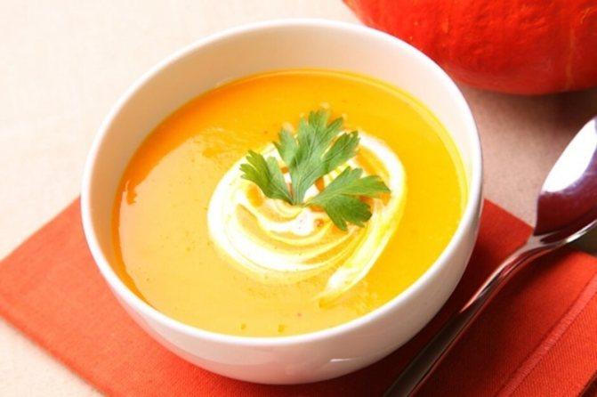 Тыквенный суп пюре: 5 лучших рецептов