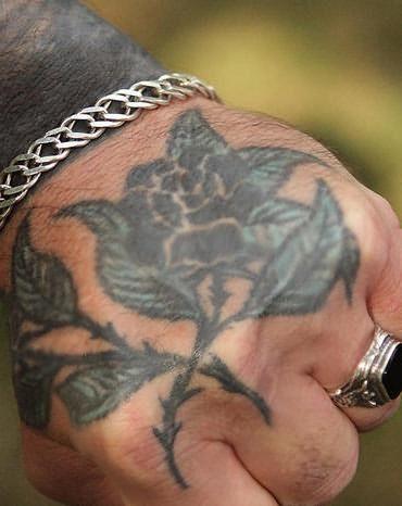 тюремное значение татуировки розы