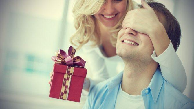 Удивление - залог мужского счастья
