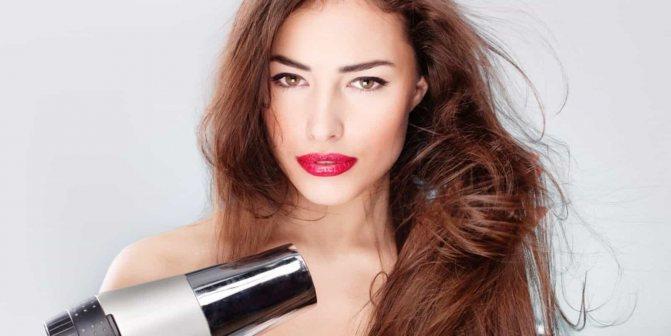 уход за химической завивкой волос в домашних условиях