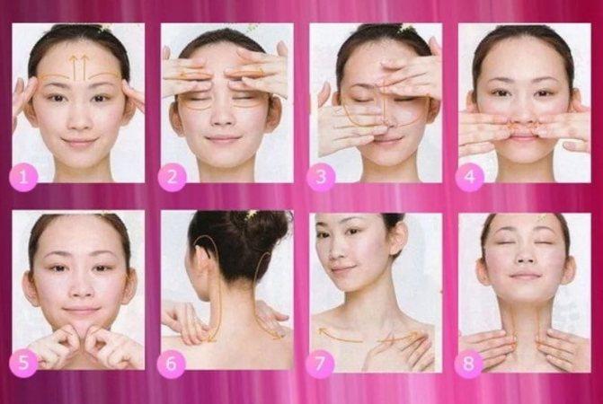 Уход за кожей лица после 45 лет домашних условиях
