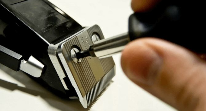 Уход за машинкой для стрижки волос: настраиваем правильно