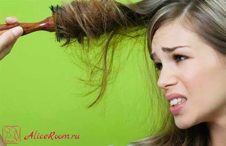 уход за ослабленными волосами фото 2
