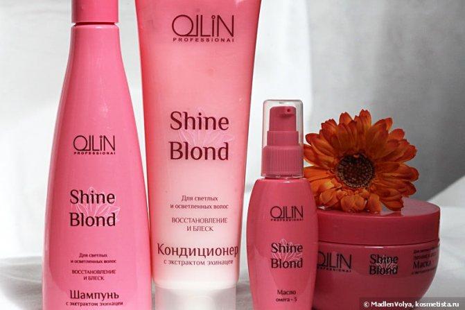 Уход за волосами от Ollin