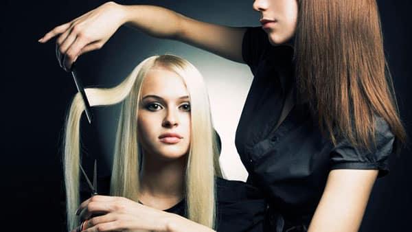 Уход за волосами в салоне