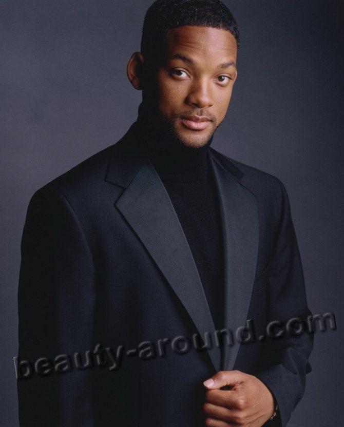 Уилл Смит / Will Smith самый красивый чернокожий актёр фото