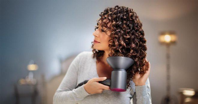 Укладка диффузором – полезные советы для коротких, средних и длинных волос