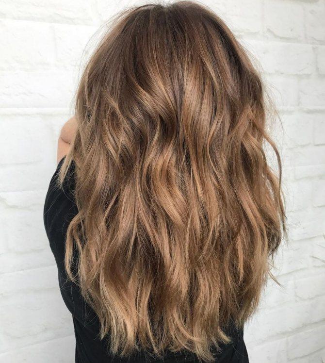 Укладка волос утюжком фото 7