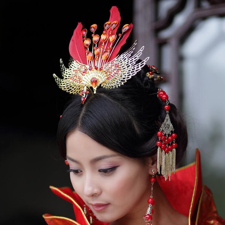 Украшения для причесок в Китае: от древности к современности, фото № 1