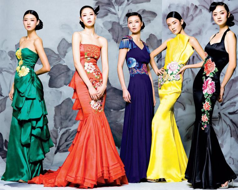 Украшения для причесок в Китае: от древности к современности, фото № 22