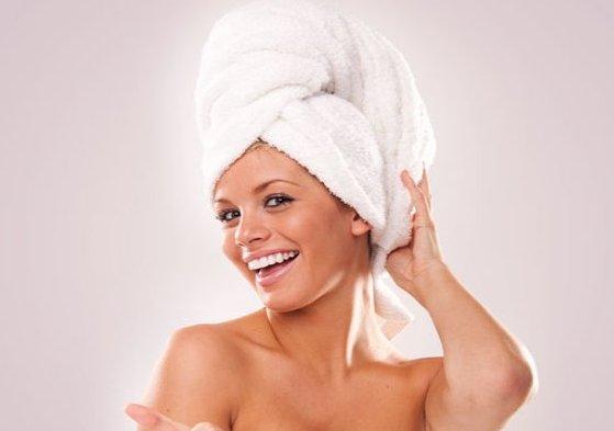 Укутать теплым полотенцем