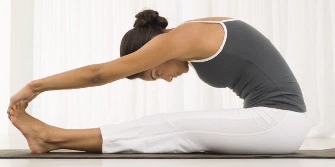 Упражнения для гибкости спины
