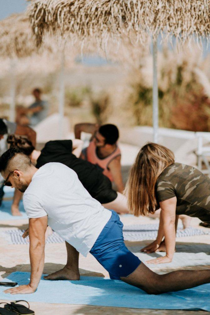 Упражнения для повышения либидо