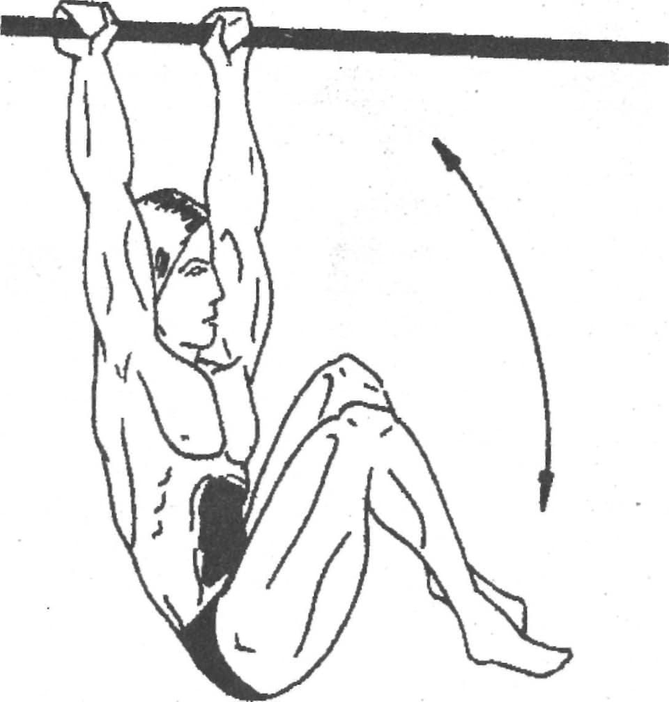 Упражнения на нижний пресс: как накачать - 4 единственно эффективных упражнения