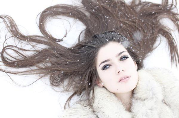 Условия ухода за волосами зимой