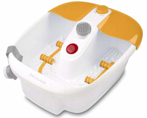 Устройство дна гидромассажной ванночки