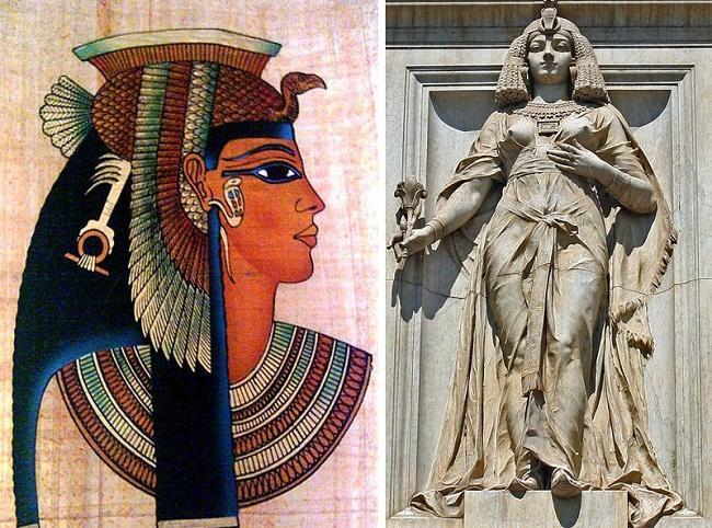 Утехи Древнего мира. На свете правили многие, но Клеопатра уникальна