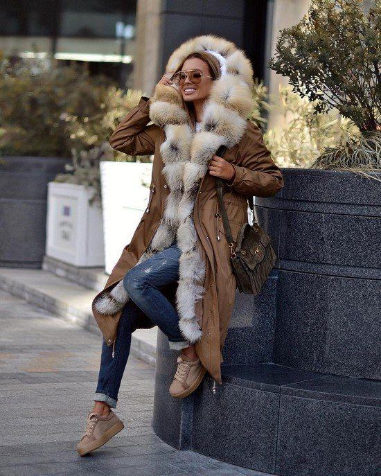 Утепляемся с толком! Модные образы осень-зима в оригинальных сочетаниях