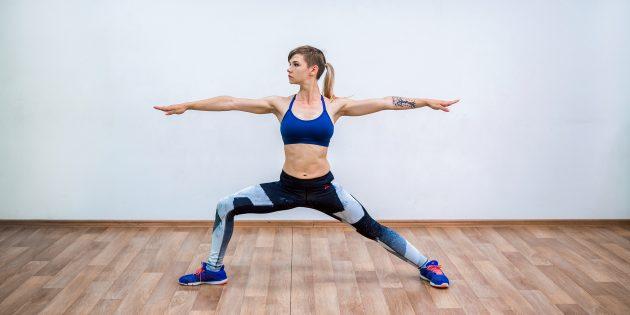 Утренняя йога для начинающих - 120 фото и видео уроки для похудения и поднятия настроения