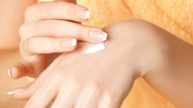увлажняющий крем при шелушении рук