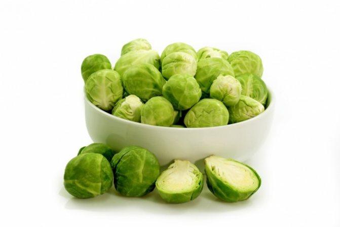 Уж очень вкусная брюссельская капуста