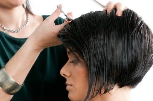 В домашних условиях профилировать волосы