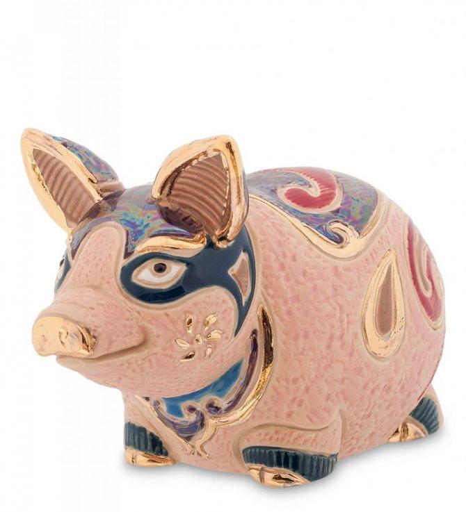 в год желтой свиньи