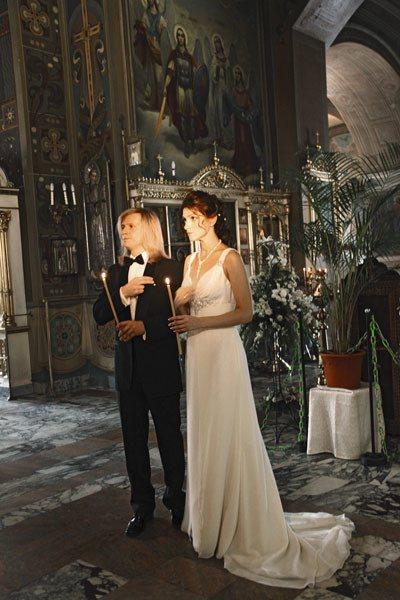 В июле 2010 года пара получила благословение на брак в Свято- Даниловом монастыре