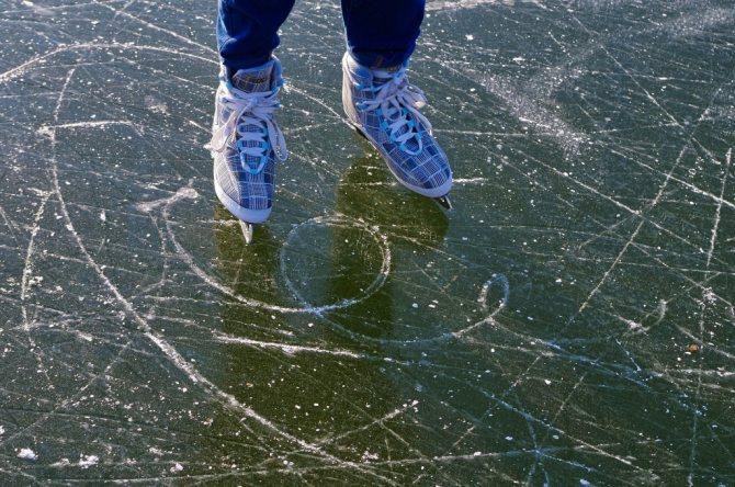 В каждом регионе принимаются отдельные регламенты содержания открытых ледовых полей в зимний период