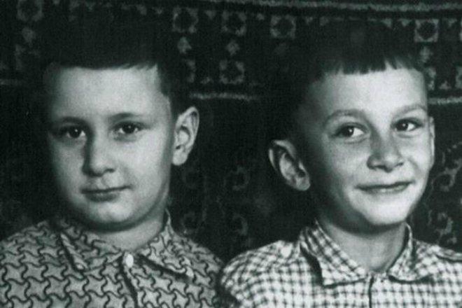 Валерий Меладзе с братом Константином