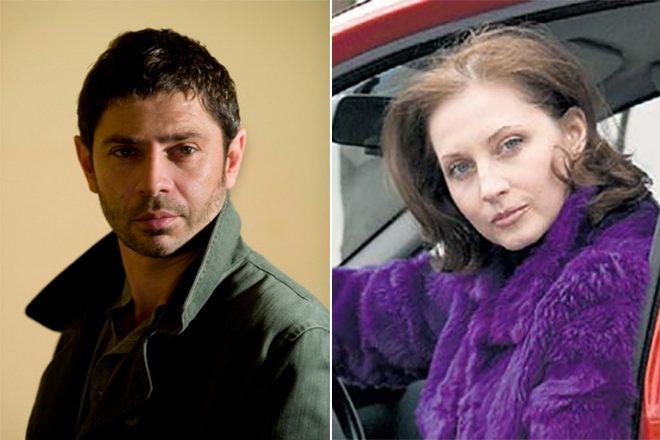 Валерий Николаев и Наталья Пирогова