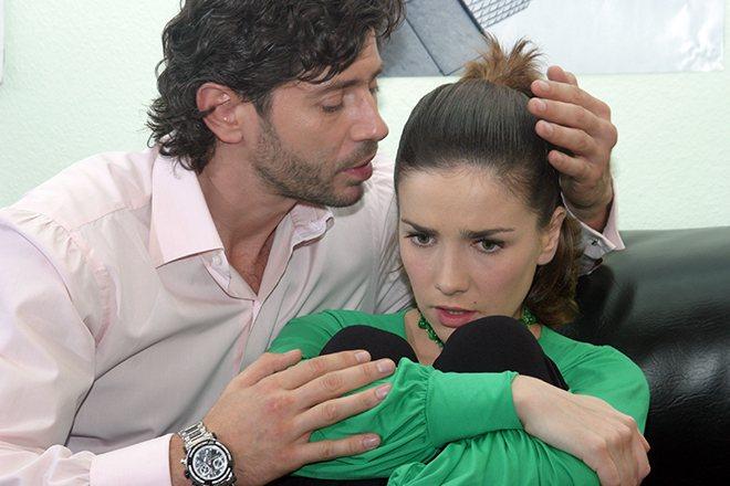 Валерий Николаев с Натальей Орейро
