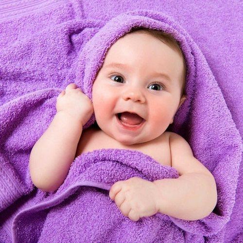 Ванночки с ромашкой для детей