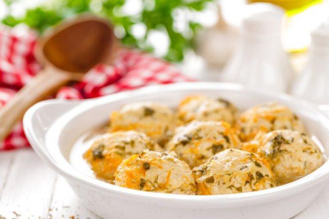 Вариант тефтелей из индейки, приготовленных на пару - Тефтели из индейки рецепты приготовления