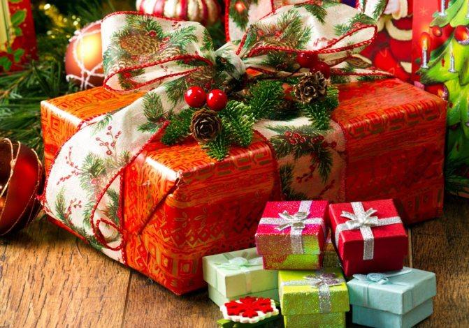 Варианты подарков родителям от девушки