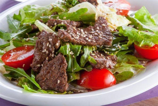 Варианты приготовления салата